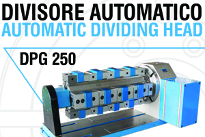 Automatic dividing head DPG250